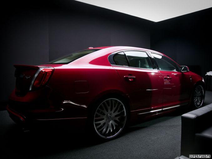 2009 3dcarbon Lincoln MKS
