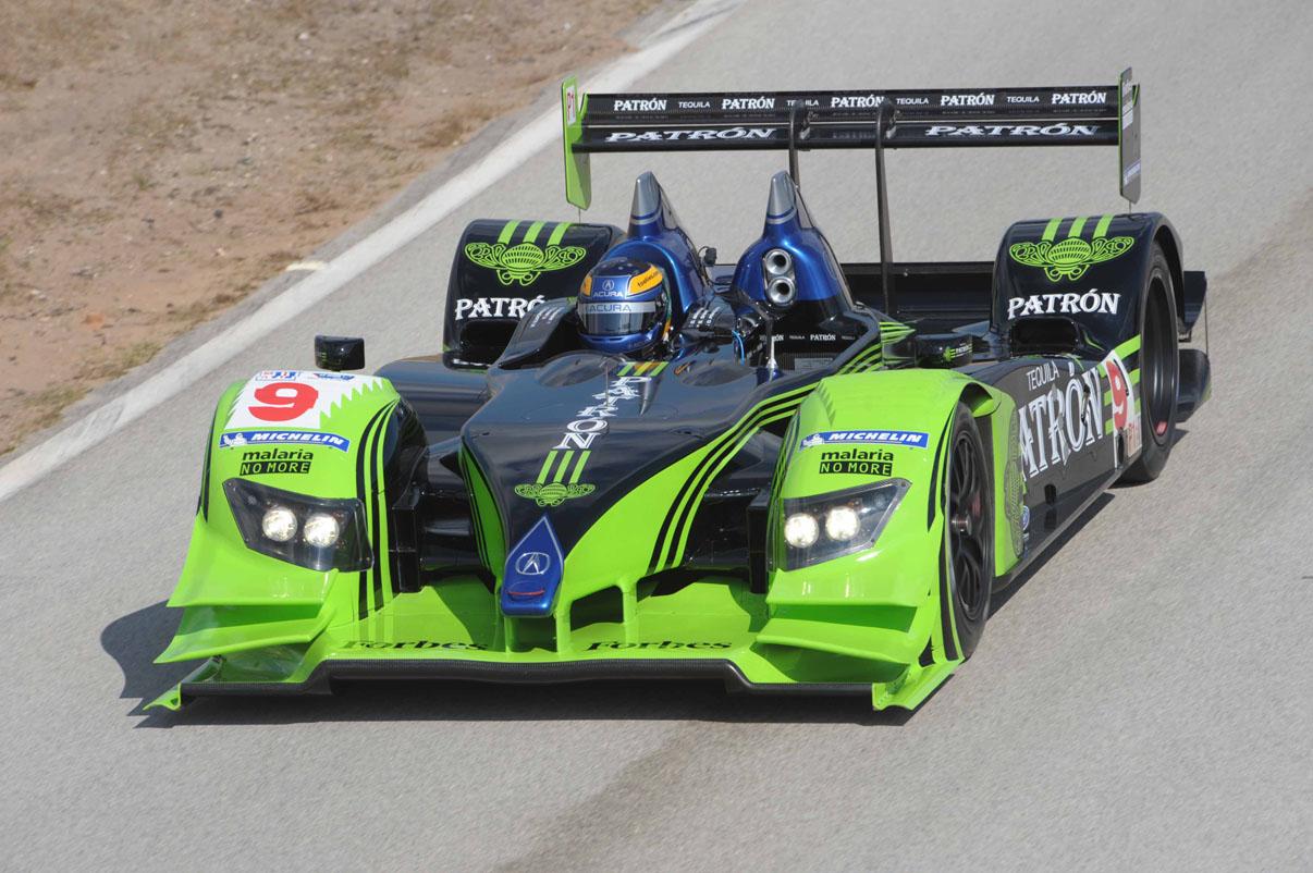 2009 Acura LMP2 ALMS