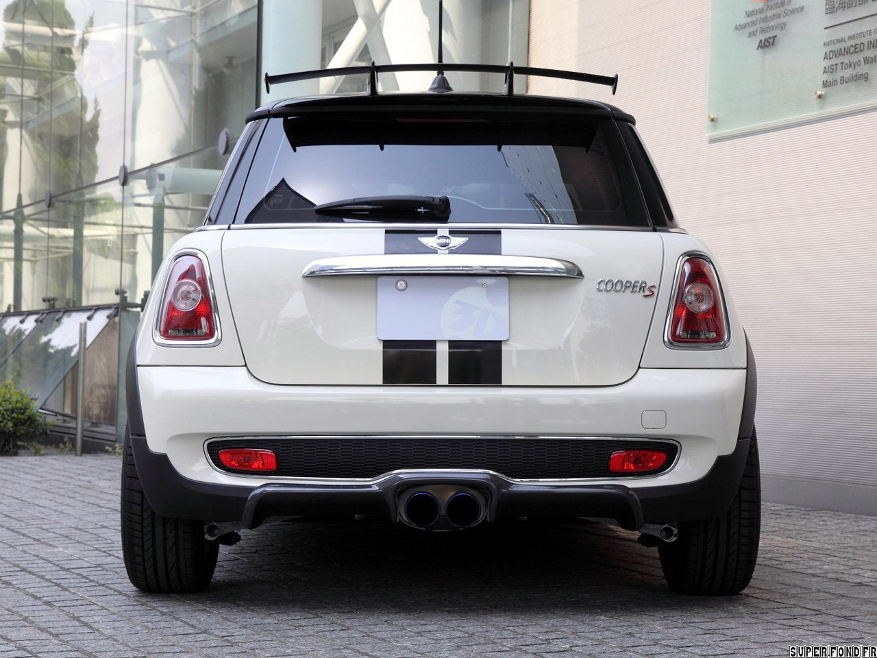2010 3ddesign Mini Cooper S
