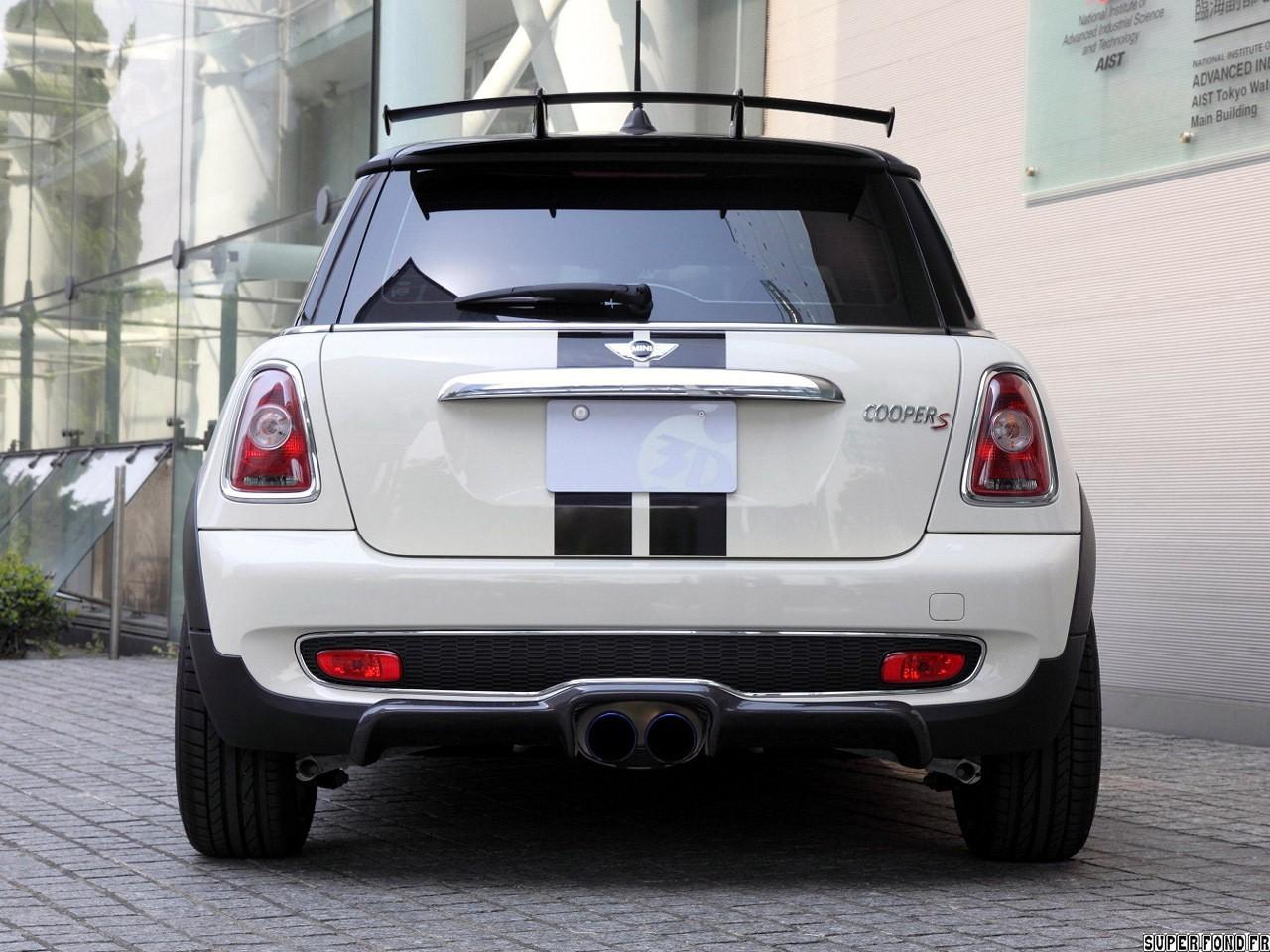 2010 3ddesign Mini Cooper S