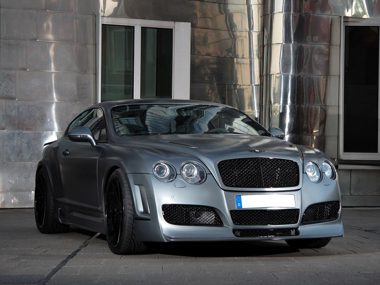 2010 Anderson Bentley Continental GT