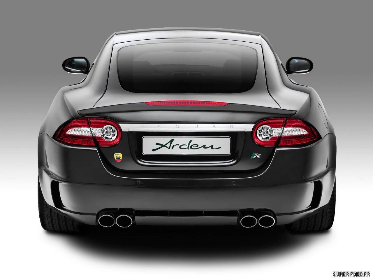 2010 Arden Jaguar XKR AJ20 Wild Cat