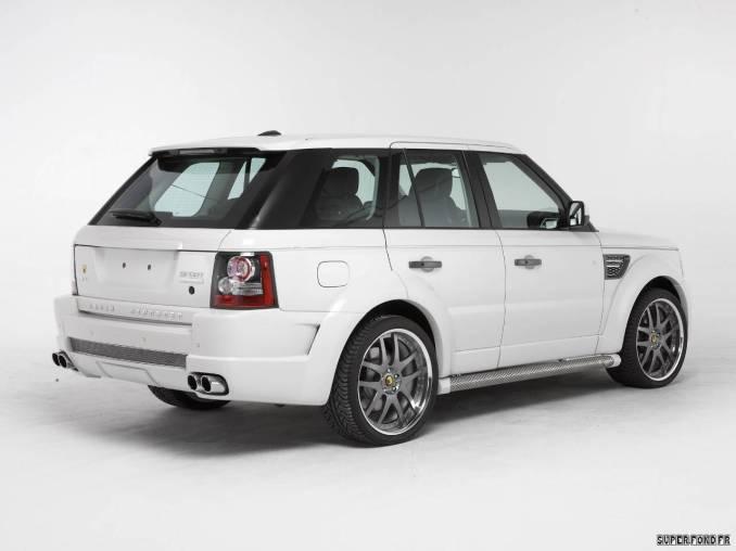 2010 Arden Land Rover Range Rover AR6