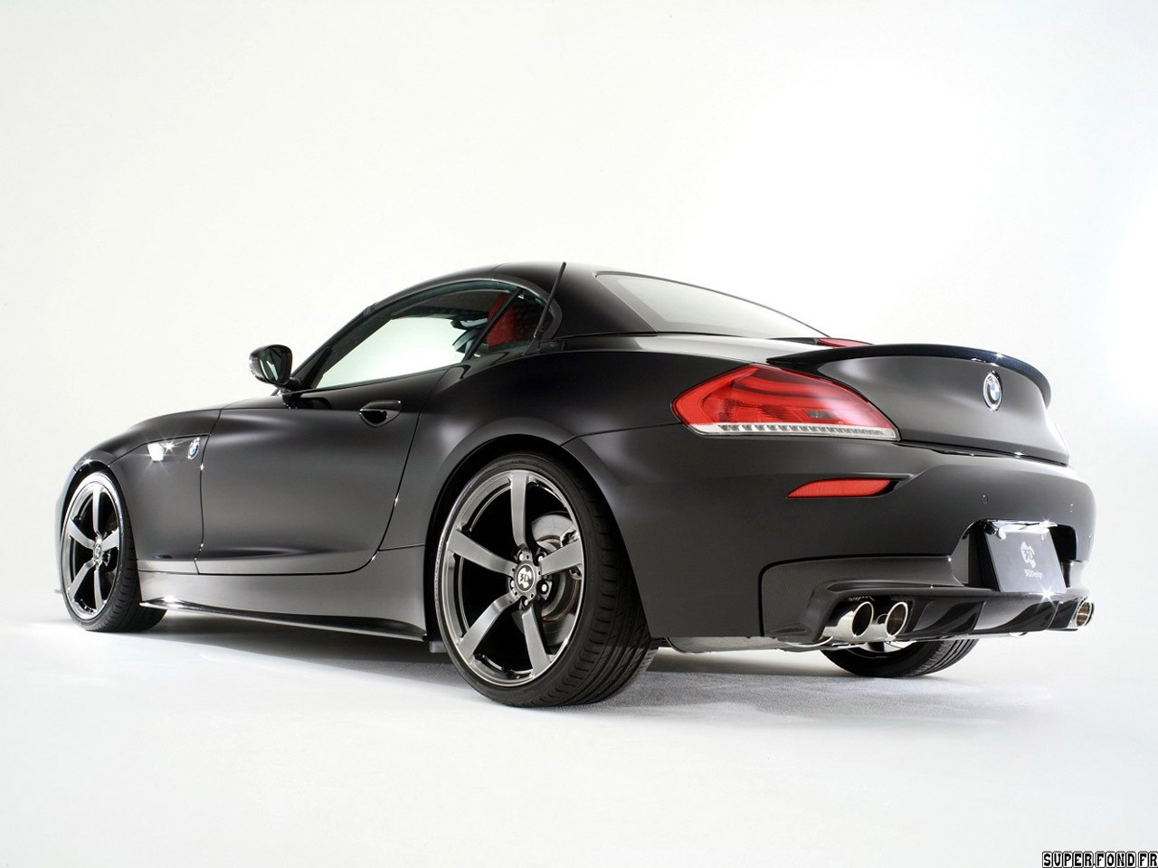 2011 3ddesign Bmw Z4 Roadster M Sports Package E89