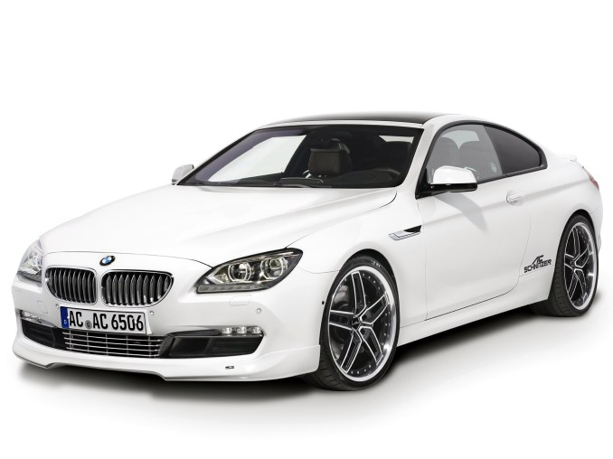 2011 AC Schnitzer - Bmw 6 Series acs6 5.0i Coupe F12