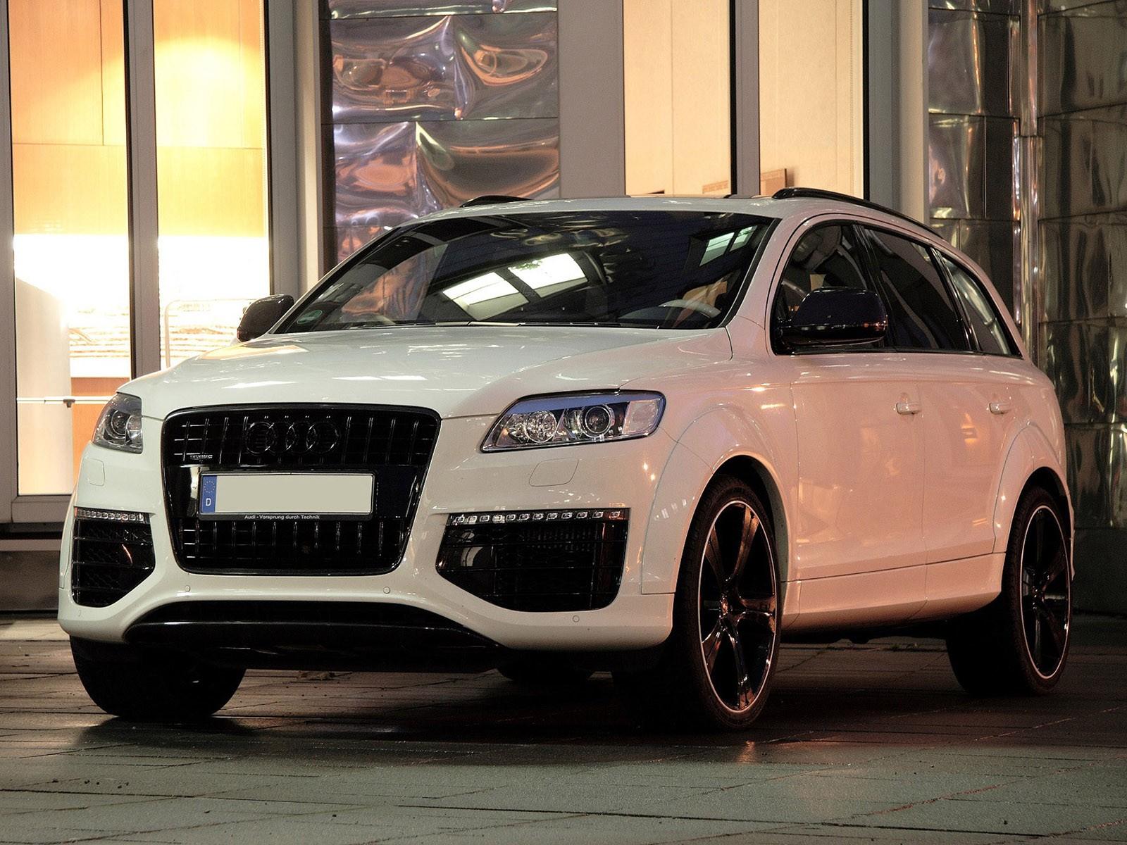 2011 Anderson Audi Q7
