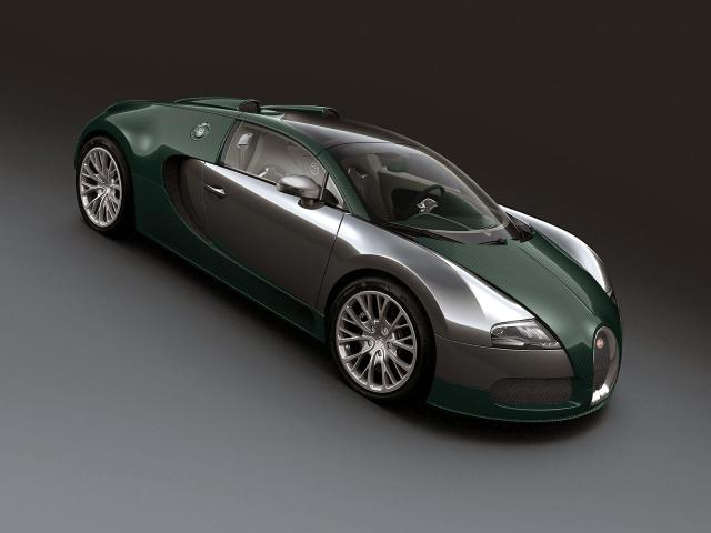 Bugatti Veyron Grand Sport Middle East Editions (2011)