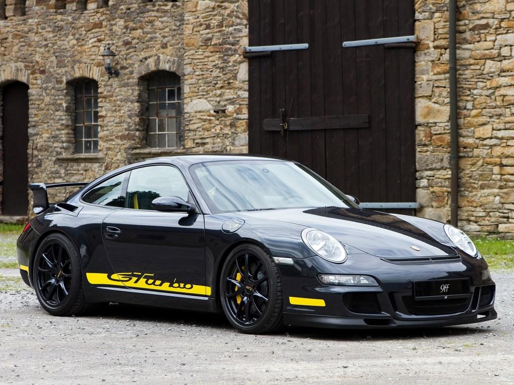 2012 9ff Porsche 911 GTurbo