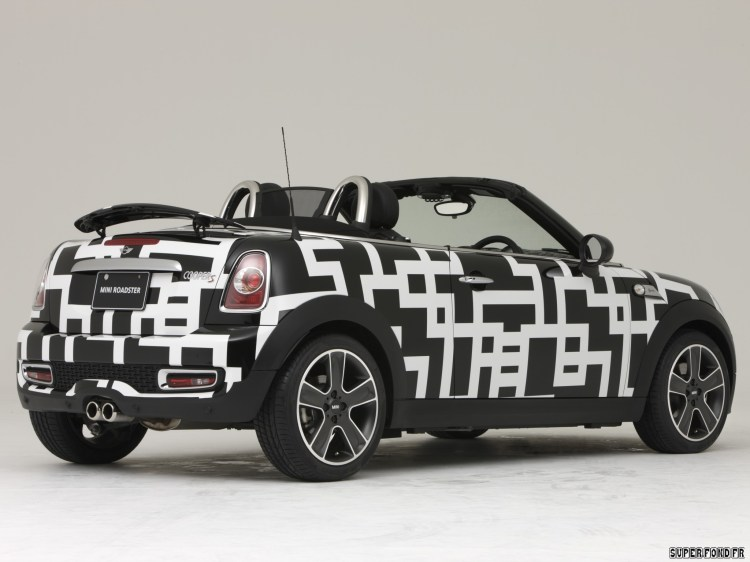 2012 Mini Cooper S Roadster Hotei