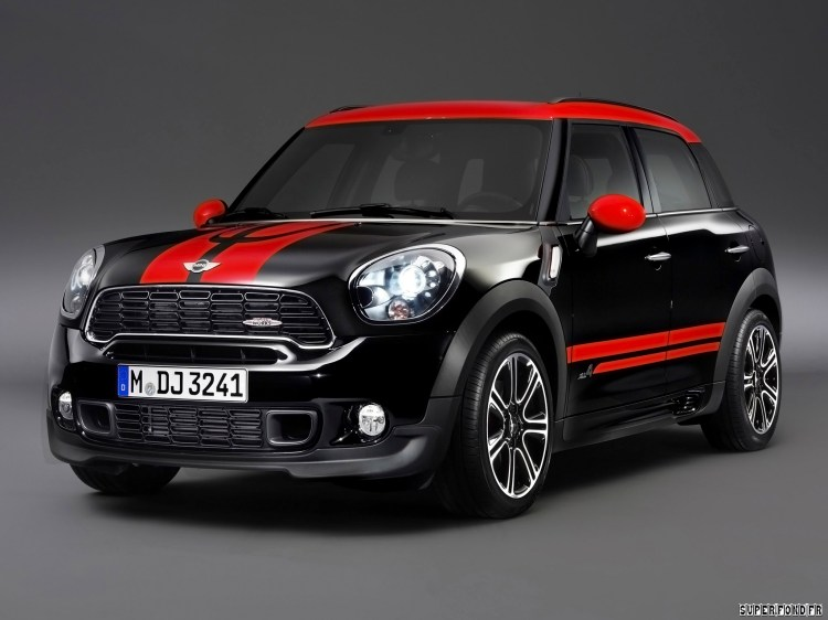 2012 Mini Countryman John Cooper Works R60