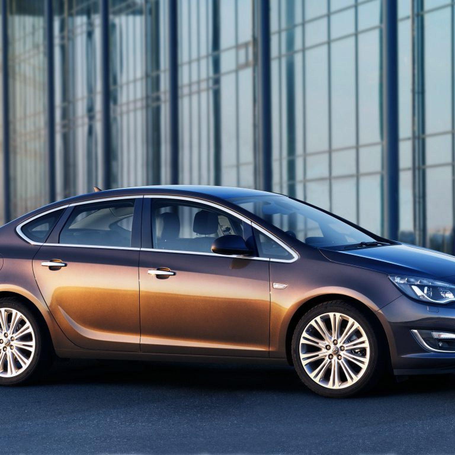 2012 Opel Astra Sedan J