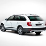 2012 Skoda Superb Combi Outdoor