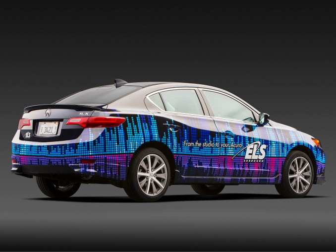 2012 Acura ILX Street Build Concept