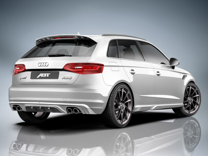 Audi A3 AS3 Sportback (2013) - ABT