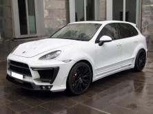 2013 Anderson Porsche Cayenne White Dream Edition