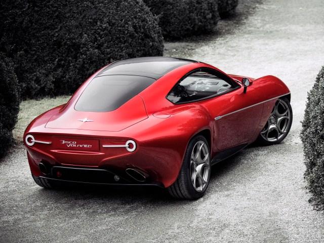 2013 Alfa-Romeo Disco Volante