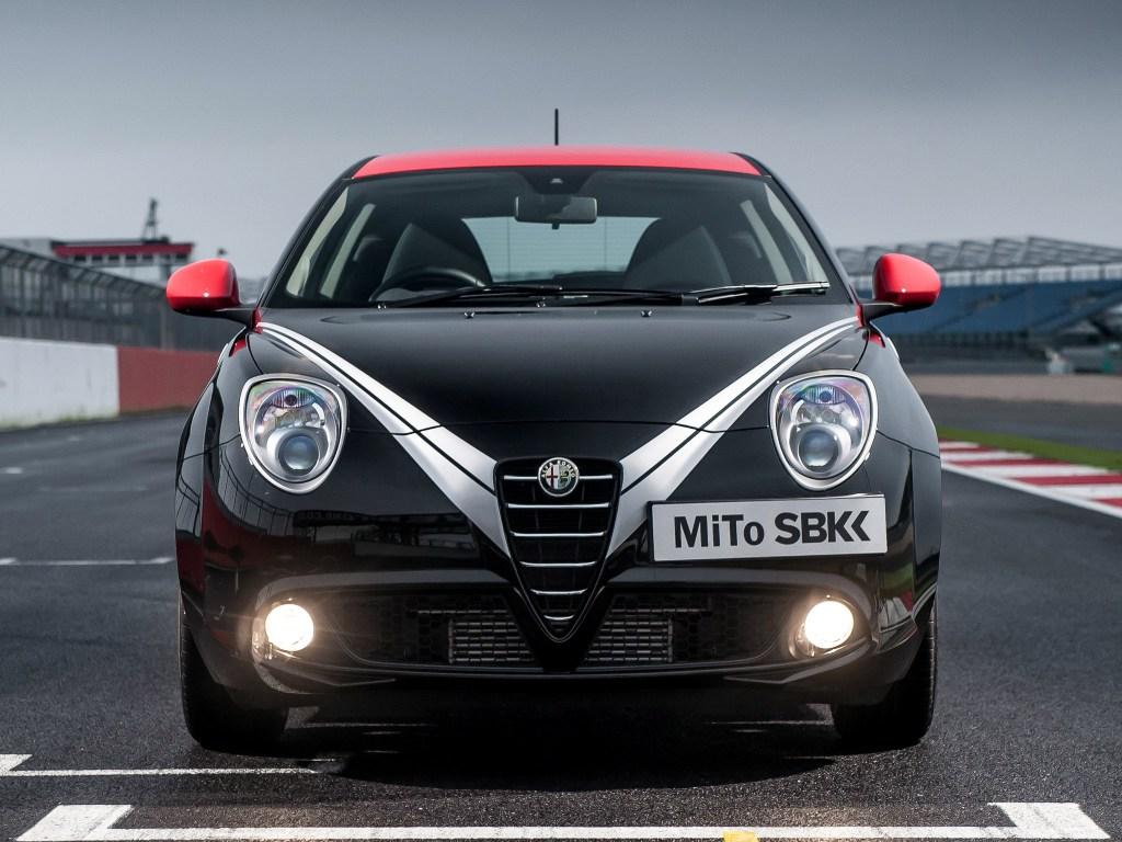 Alfa-Romeo Mito SBK Limited Edition uk 2013