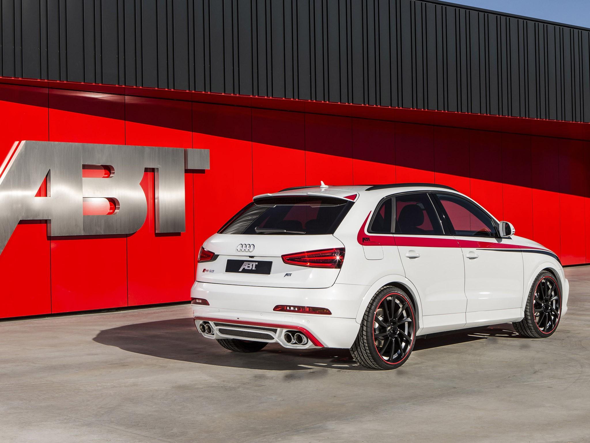 Audi RS Q3 (2014) - ABT