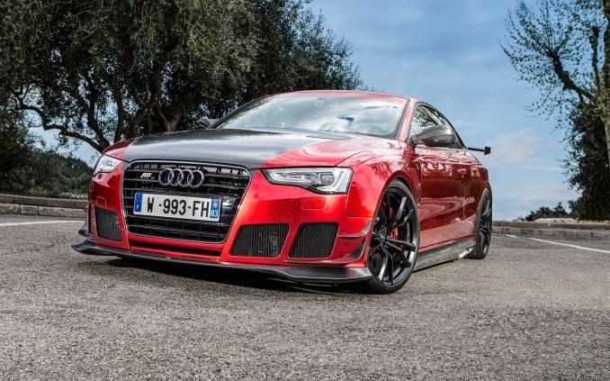 Audi RS5-R (2014) - ABT