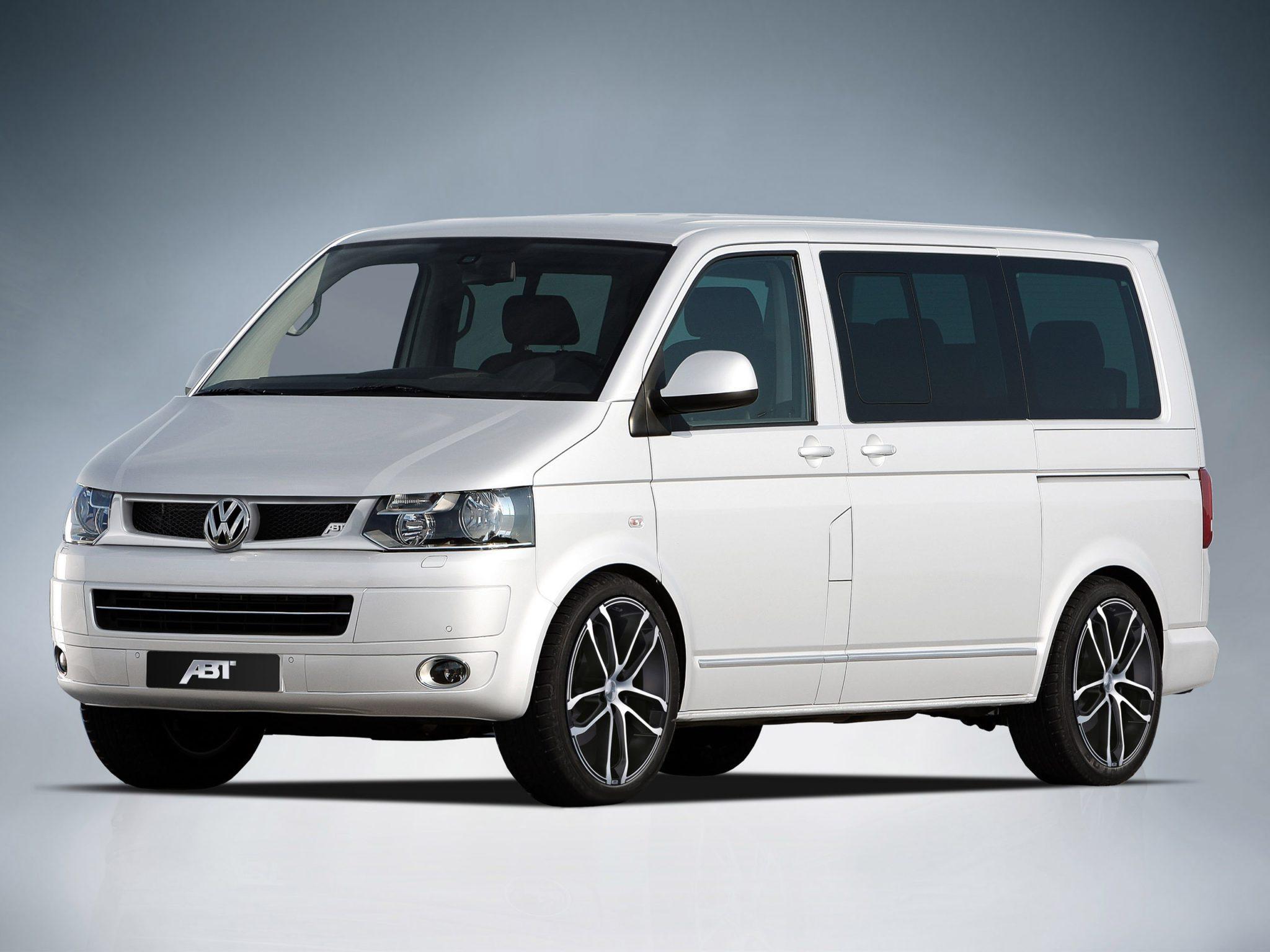 Volkswagen T5 Multivan (2014) - ABT