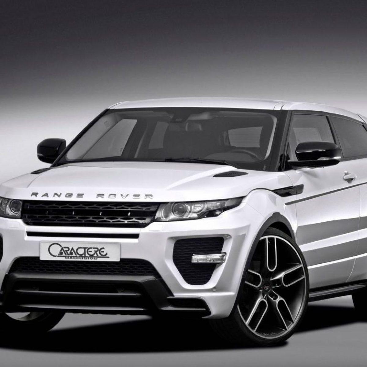 2014 Caractere Range Rover Evoque