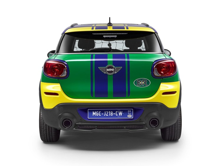2014 Mini Paceman Goalcooper R61