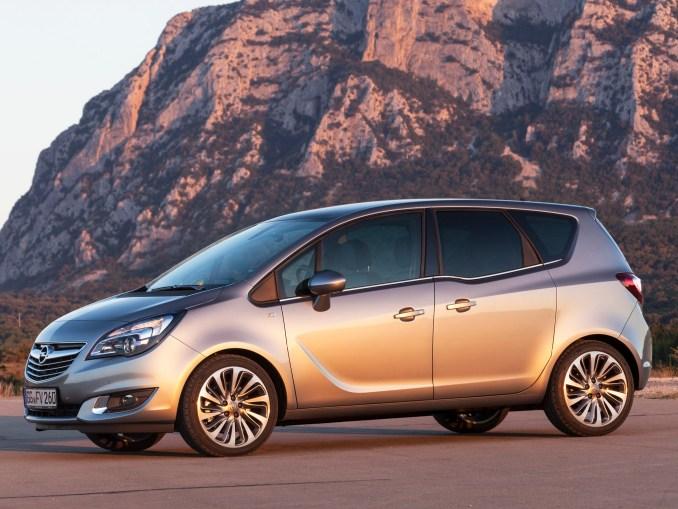 2014 Opel Meriva