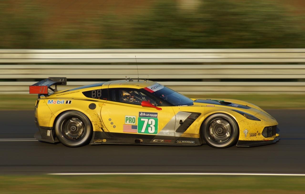 24 H du Mans 2014 - Corvette C7R