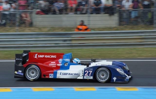 24 H du Mans 2014 - Oreca 03 R