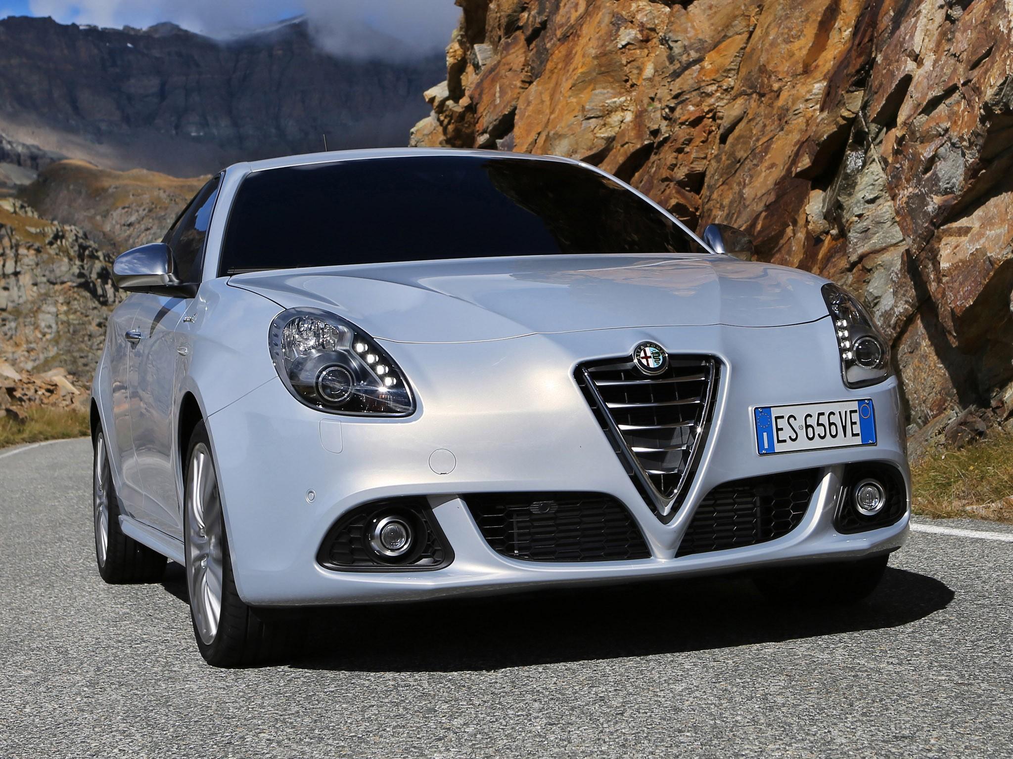 2014 Alfa Romeo Giulietta Sportiva
