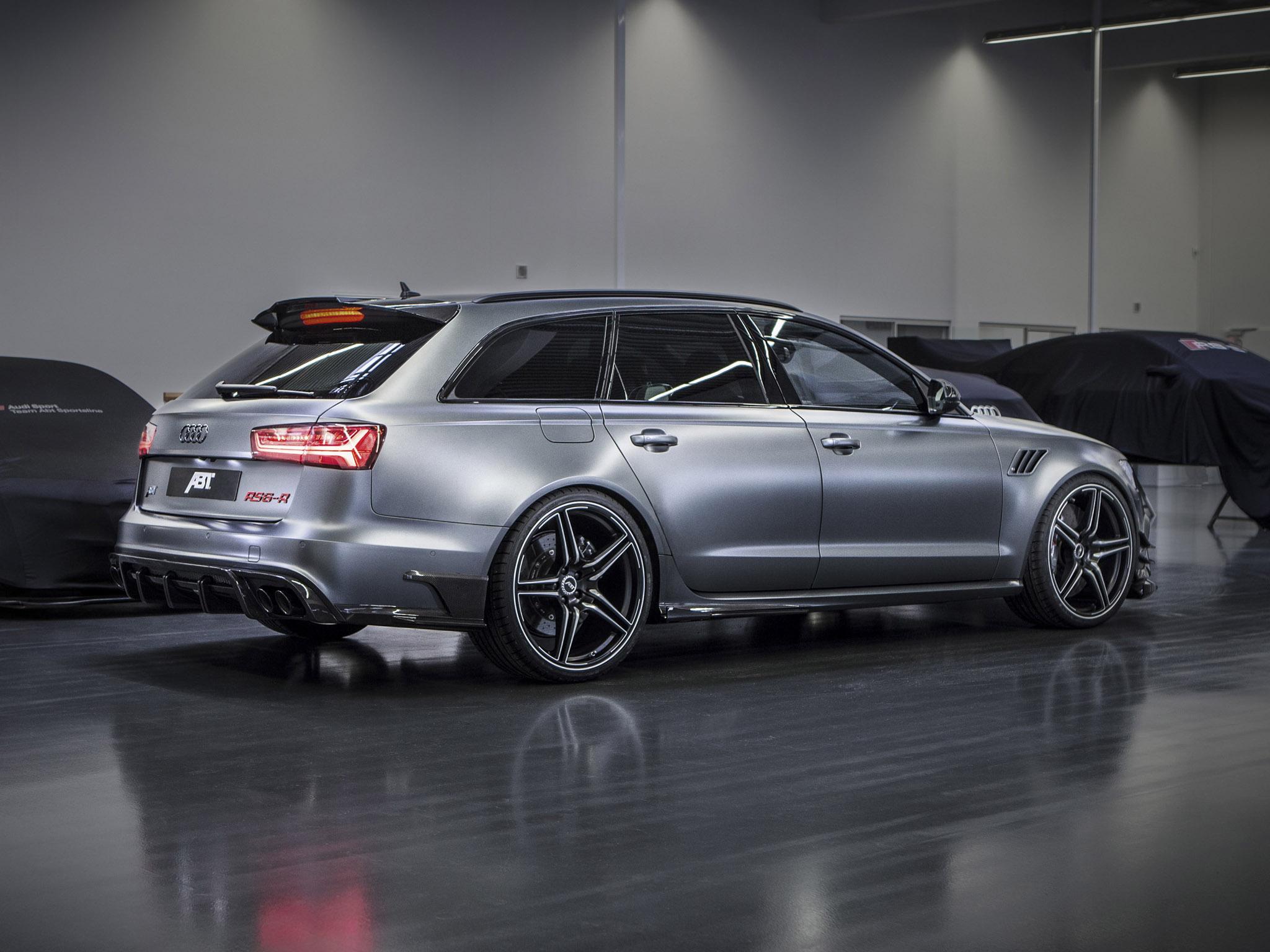 ABT Audi RS6-R Avant 2015
