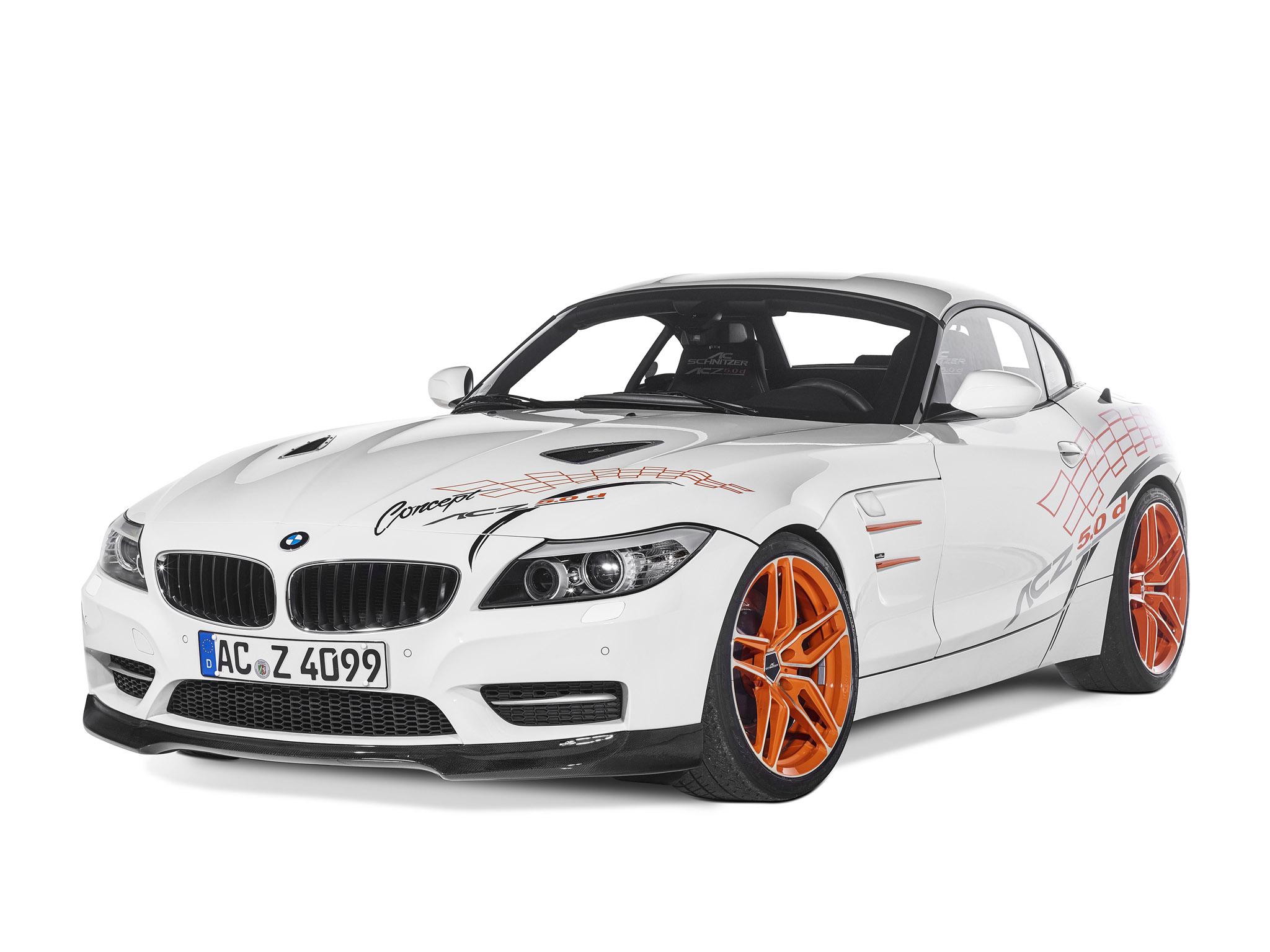 2015 AC Schnitzer Bmw Z4 ACS4 5 0d Concept