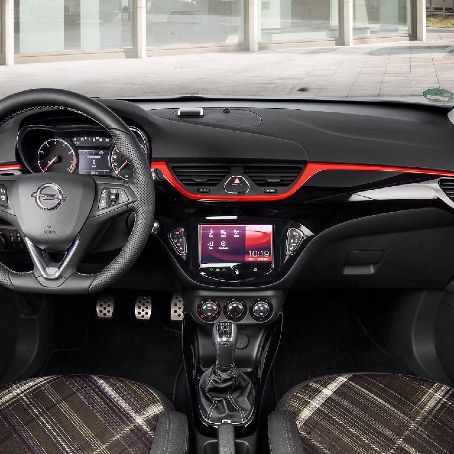 2015 Opel Corsa Color Edition OPC Line 3 Portes