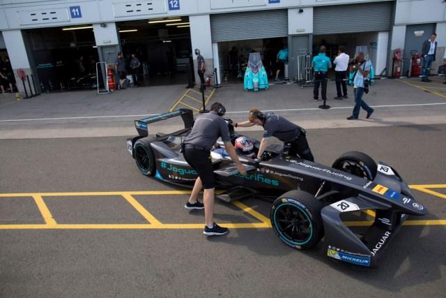 2016 Formule ePrix Donington