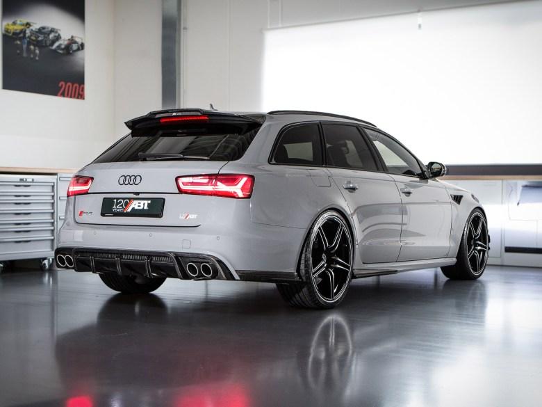 2016 ABT Audi RS6 Avant