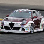 2016 Romeo Ferraris Alfa-Romeo Giulietta TCR