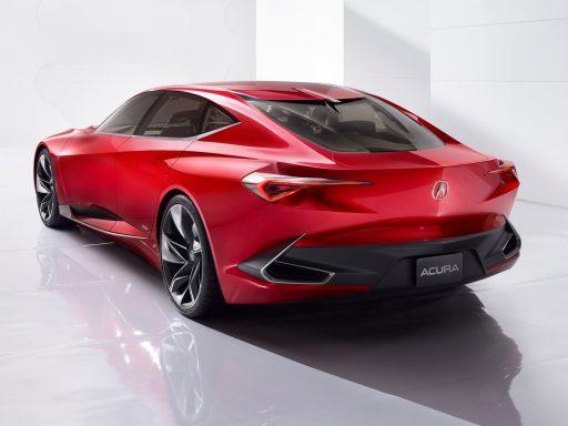 Acura Precision Concept 2016