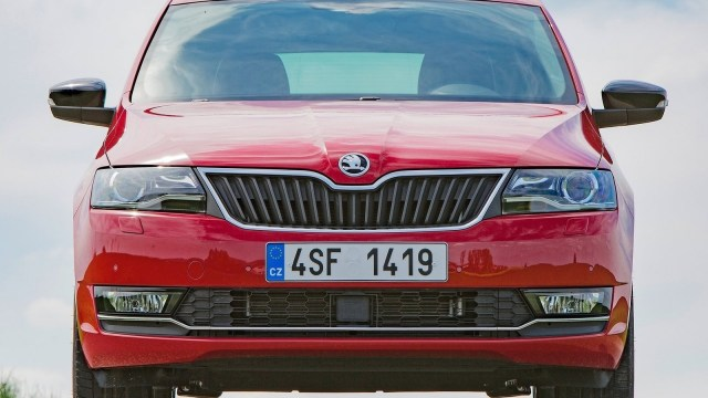 2017 Skoda Rapid Spaceback
