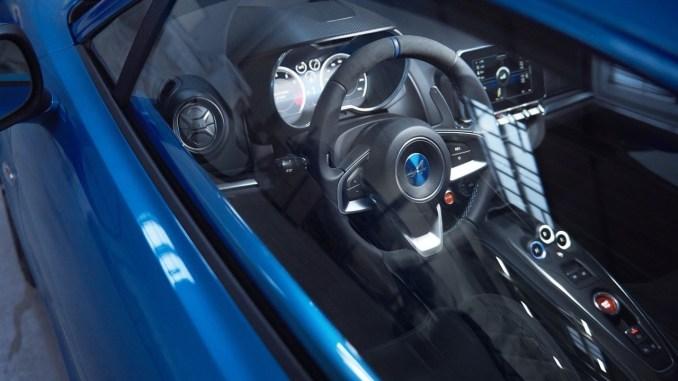 Renault Alpine A110 2018
