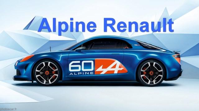 Banniere Alpine Renault