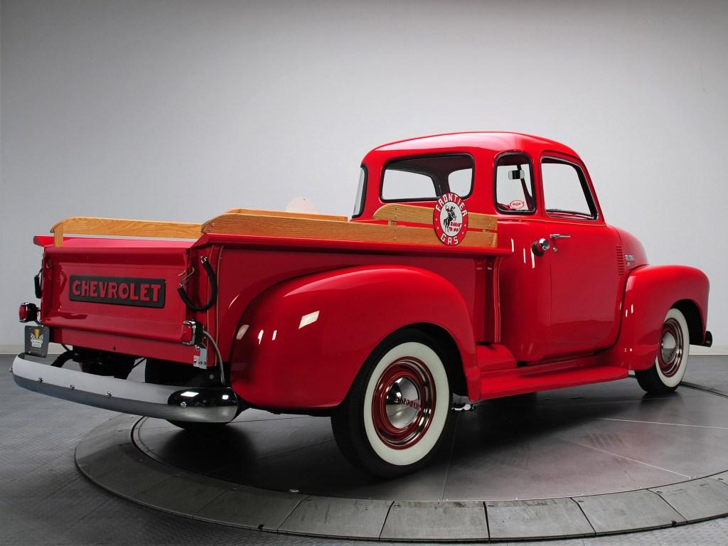 Chevrolet 3100 Pickup HP 3104 1950