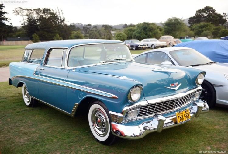 1956 Chevy Nomad DV 13 MM