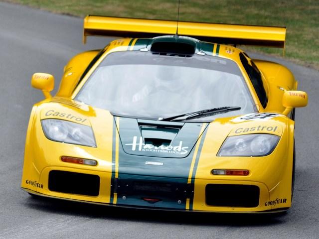 1995 Mclaren F1 GT-R