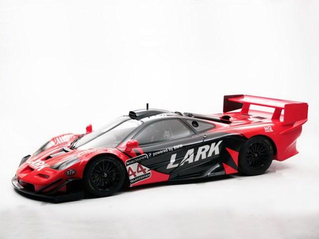 1997 Mclaren F1 GT-R Longtail