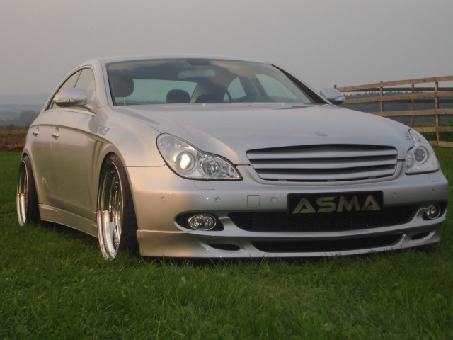 2005 Asma Design Mercedes CLS Shark