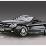 2009 Piecha Design : Mercedes SL Avalange RS