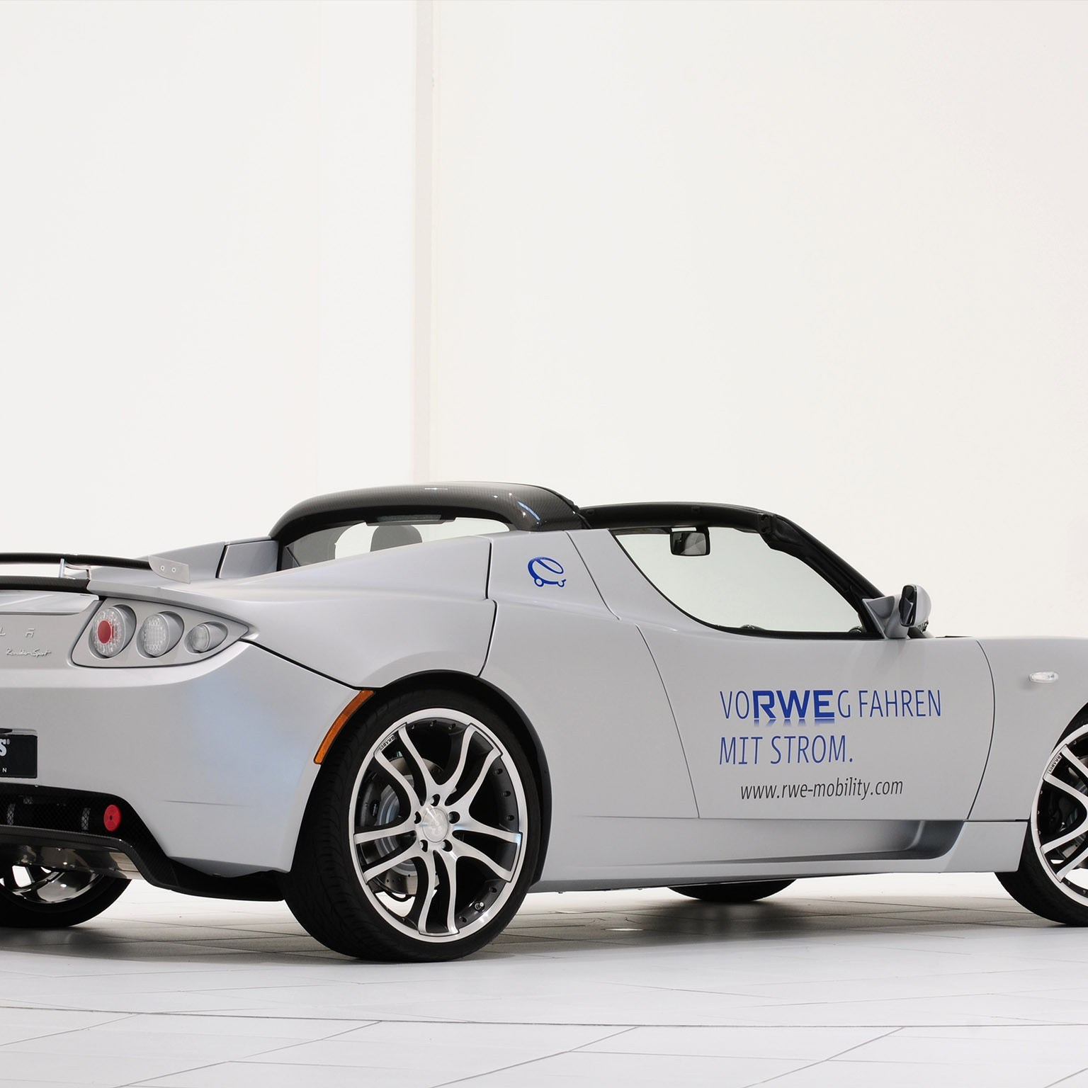 2009 Brabus Tesla Roadster RWE
