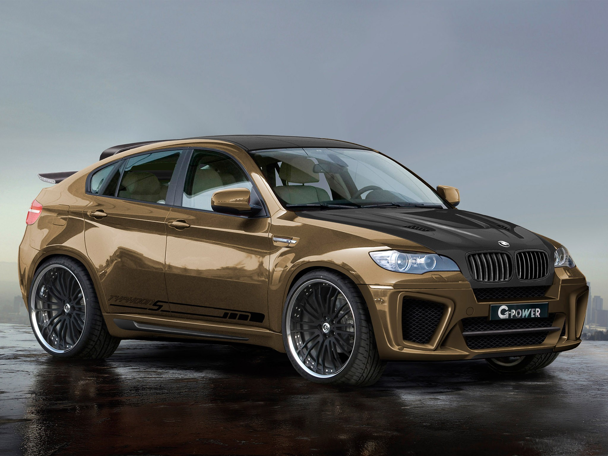 2010 G-power - Bmw X6 M Typhoon