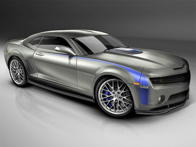 2010 Hennessey - Chevrolet Camaro Limited Edition HPE700