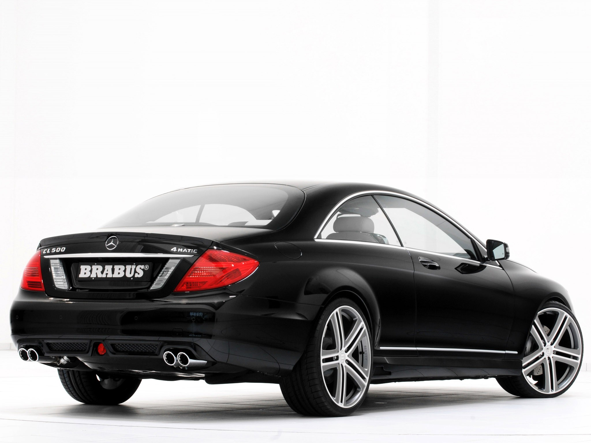 2011 Brabus Mercedes CL500 4matic C216